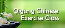 Weekly Qigong Chinese Healing Exercise Class